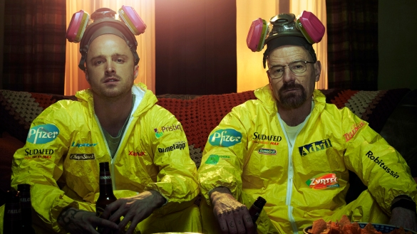 Breaking Bad sponsored by pharmaceutical companies